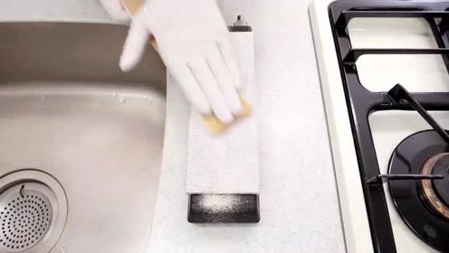 日本小哥黄豆造工具 一番操作保证把你看呆