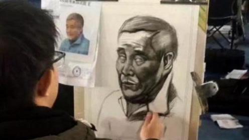 赵本山肖像画成艺考测试题 考生作品引爆笑