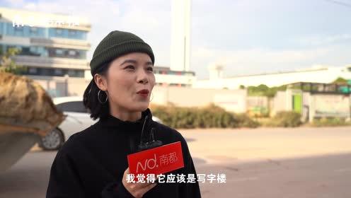"""广州番禺建神秘""""擎天柱""""!高约270米,将成为广佛交界新地标"""