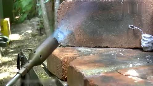 牛人对枢轴螺丝进行热处理和抛光,成品这么漂亮,我都舍不得用了