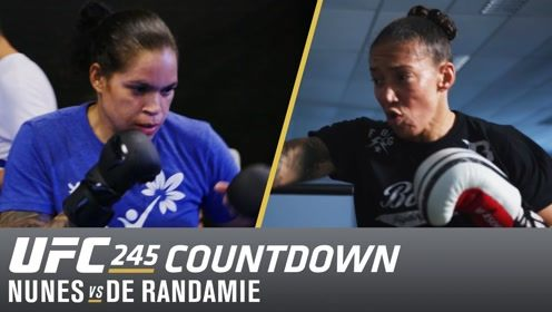 【UFC245 | 倒计时】努涅斯对决兰达米:六年后再度遭遇