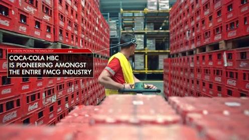 可口可乐希腊装瓶公司实施智能眼镜视觉识别
