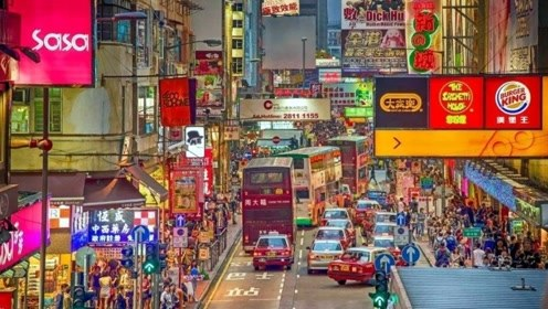 """""""修例风波""""重创香港经济,多行业收益暴跌,甚至有史以来最差"""