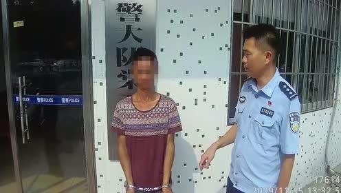 江门一路段公共照明设施电缆频遭盗窃,民警抓获正在作案的嫌疑人