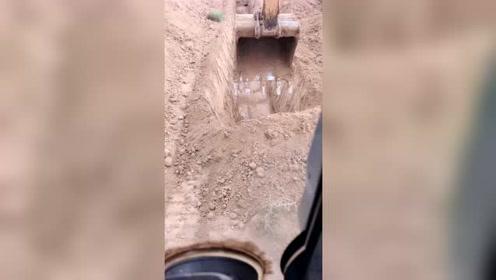 没有技术的不敢挖!