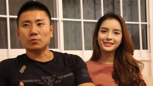 被中国土豪娶走的,泰国最美人妖皇后,婚后生活幸福吗?