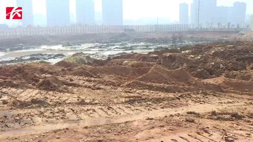 大气污染防治特护期,长沙生态环境局巡查施工工地