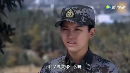 麻辣女兵:小米 没想到!一直以为是随军家属的师父!竟是旅长!
