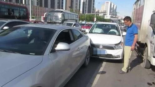 为什么老司机都不买车损险?内行人说出实情后,车主赞叹真高明!