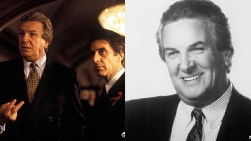 演员丹尼爱罗去世,享年86岁,曾出演《美国往事》等经典作品
