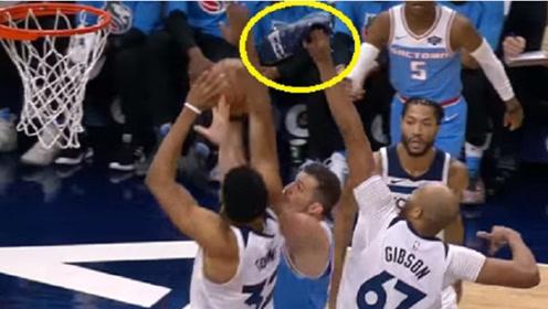 打败你的是无鞋!NBA赛场掉鞋后的搞笑瞬间合集