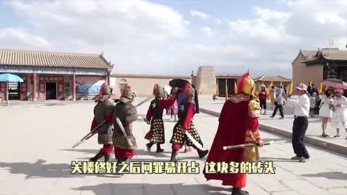 """长城阁楼的墙上!""""多出""""一块砖!为啥600年没人敢动?!"""