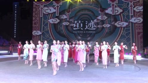 第十一届美少女中国影视模特大赛总决赛 钟雨轩摘得冠军