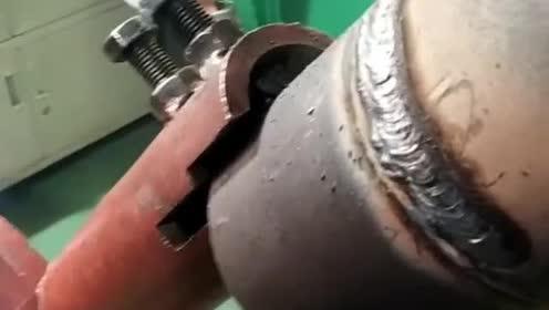 氩电度斜焊!焊接难度大!技术水平要求高!你会焊吗?!