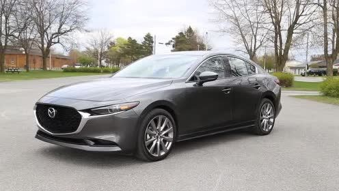 2019款 Mazda3 GT,外观有什么特点?