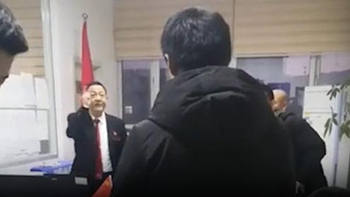 信访局局长为农民工讨薪走红 亲身讲述用新媒体做信访工作背后故事