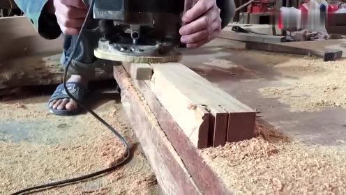 一块块木板是如何变成衣柜的,过程很复杂,走进工厂带你看个清楚