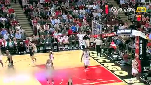 哥们儿你是NBA球员吗?科里-杰弗森竟投出最囧三不沾