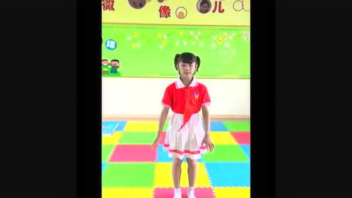 柳州师范学校附属小学覃颖琦《中小学生守则之歌》