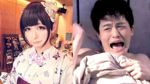 【深宅弃疗团】扒日本史上最可爱伪娘 真相不忍直视