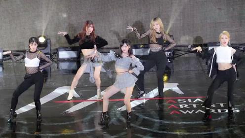 中国最火女团SNH48赴韩国表演 火辣舞姿引全场尖叫