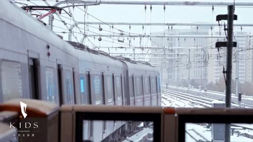 西安人与城|城域:来看雪中三号线给仲夏带来凉爽