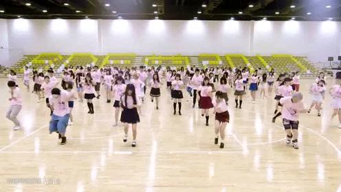 百人宅舞表演,夏日回忆录!