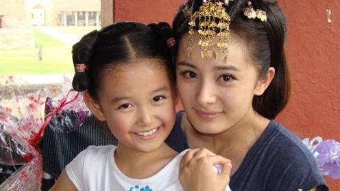 她1岁的时候就被导演看中 已经演了39次的女神童年