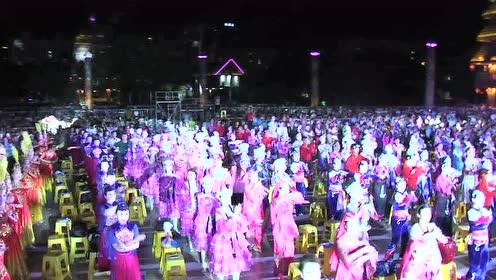 百人齐舞 舞动中国