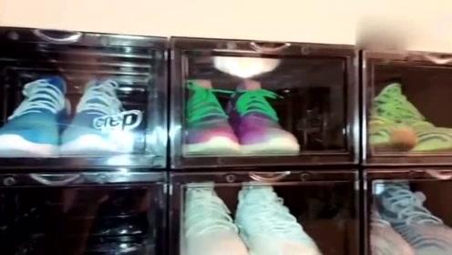 黄毅清买周杰伦同款鞋 十万块一双的鞋子他竟买了十五双