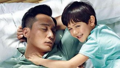 刘烨带儿子诺一K歌视频曝光 许久不见的诺一都长这么大了