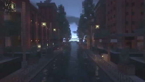 我的世界2049 超清光影带你走进2049的未来城市