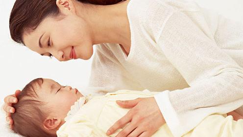 妈妈怎样安抚宝宝快速入睡?教你一招,很简单