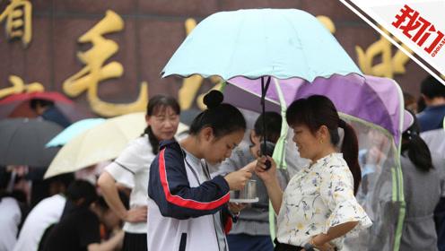 直播回看:跟着毛坦厂陪读家长送饭 包枣粽寓意早日高中