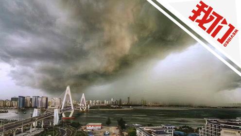 高考首日:台风!暴雨!拉响双预警
