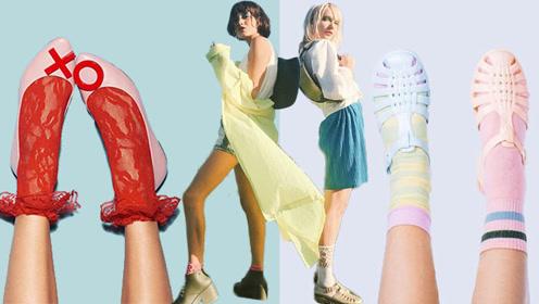 有了这些少女心果冻鞋 我也能可爱一整个夏天