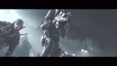 穿越火线电影CG剪辑,核爆神曲带给你史诗级大片感受!