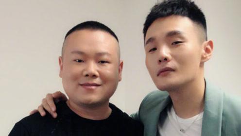 岳云鹏和李荣浩比眼大 网友:这是世界难题啊