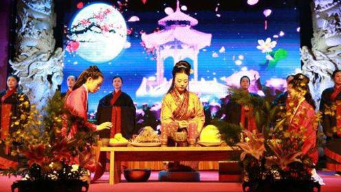 傣族用这种神秘仪式纪念民族英雄!古人喜欢月亮的原因找到了