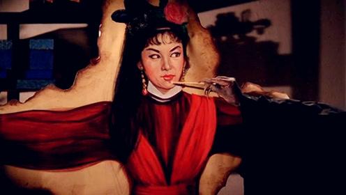 中国第一部鬼片,因太恐怖,吓死老太太,导演是《天龙八部》中扫地僧