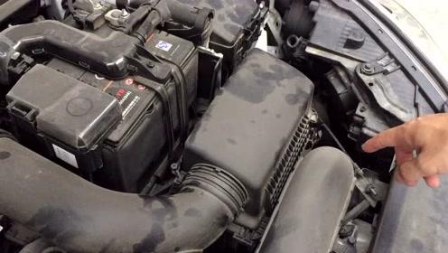 汽车油耗无故上升,你是否检查过这个零件,花10元钱自己就能解决