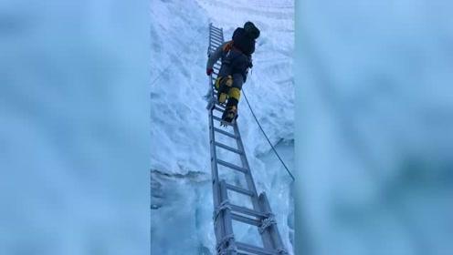 有勇气 去攀爬珠穆朗玛峰