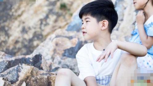 沙溢凌晨为安吉庆七岁生日 情真意切传递满满父爱
