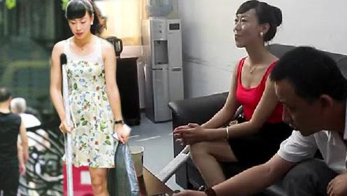 """独腿女孩被称""""东方维纳斯"""" 收到1万多封情书仍独身"""