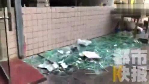 突发!西安南郊一饺子馆发生闪爆 有人员受伤