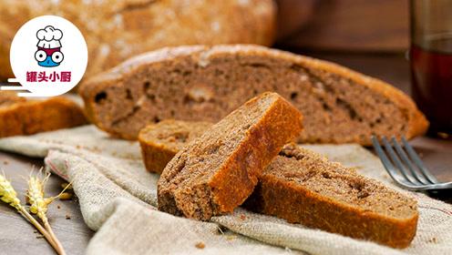 超人气的免揉面低卡面包,第一口就被圈粉了!