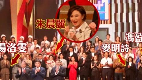 新一年TVB小生、花旦排位照片大公开,谁又上升到C位了呢?