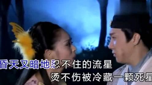 任贤齐这首《天涯》唱出男人的雄心壮志,侠骨柔情,KTV必点金曲