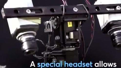 科技普及:新型机械手臂,每一个可以举起半吨重物
