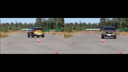 宝马X2超级评测操控稳定性测试